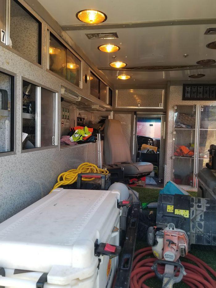 ambulância abandonada casa dos sonhos 2