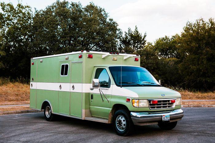 ambulância abandonada casa dos sonhos 20