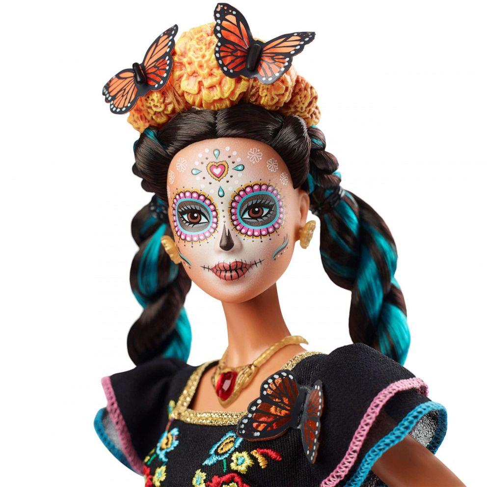 barbie dia de los muertos 2