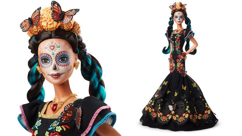 barbie dia de los muertos 3