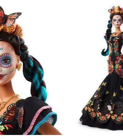 Barbie lança boneca para homenagear o Dia dos Mortos mexicano