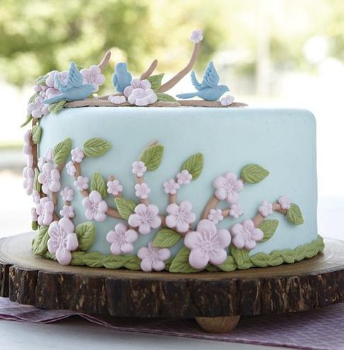 bolo de pavão plumas cupcakes 4