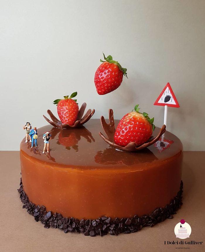 bolos mini mundos 12