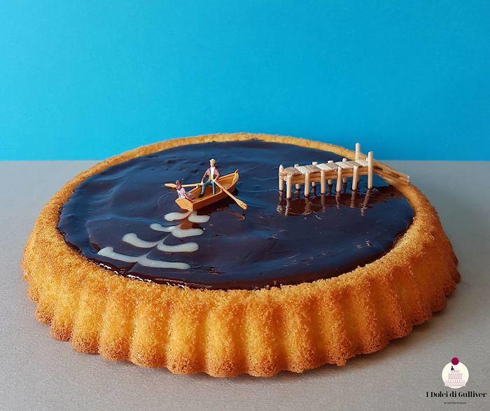 bolos mini mundos 15
