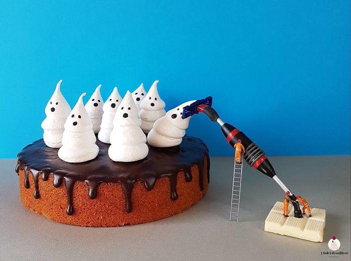 bolos mini mundos 16