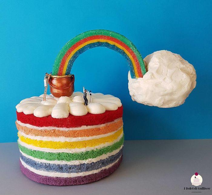 bolos mini mundos 20