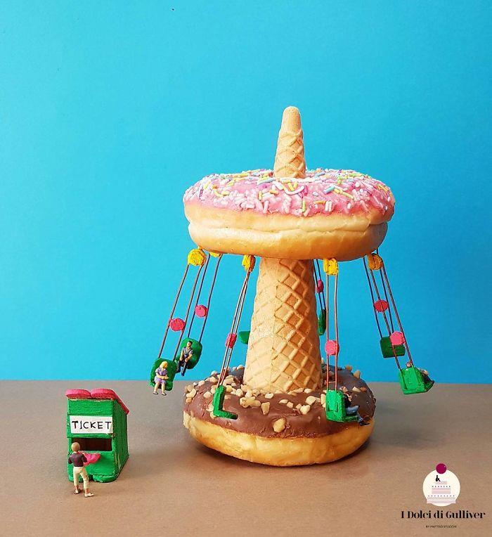 bolos mini mundos 21