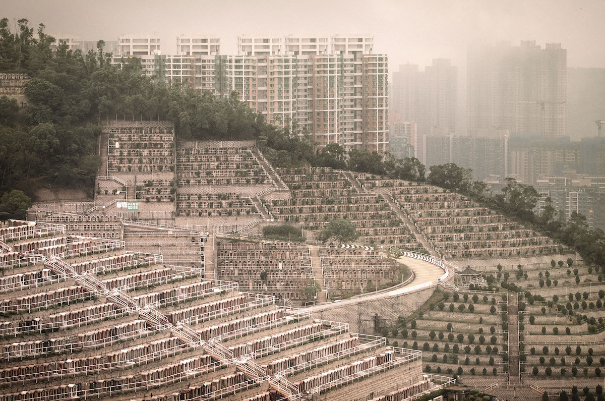 cemitérios verticais hong kong 1