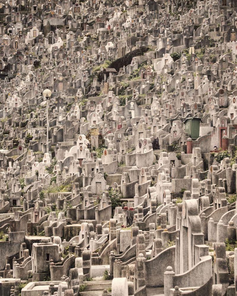 cemitérios verticais hong kong 10