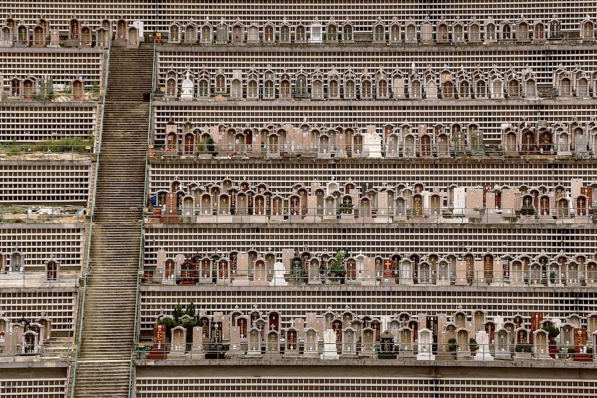 cemitérios verticais hong kong 2