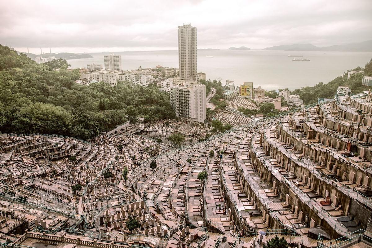 cemitérios verticais hong kong 3