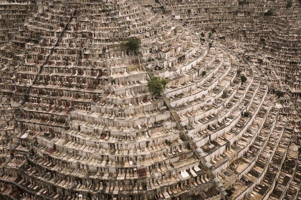 cemitérios verticais hong kong 4