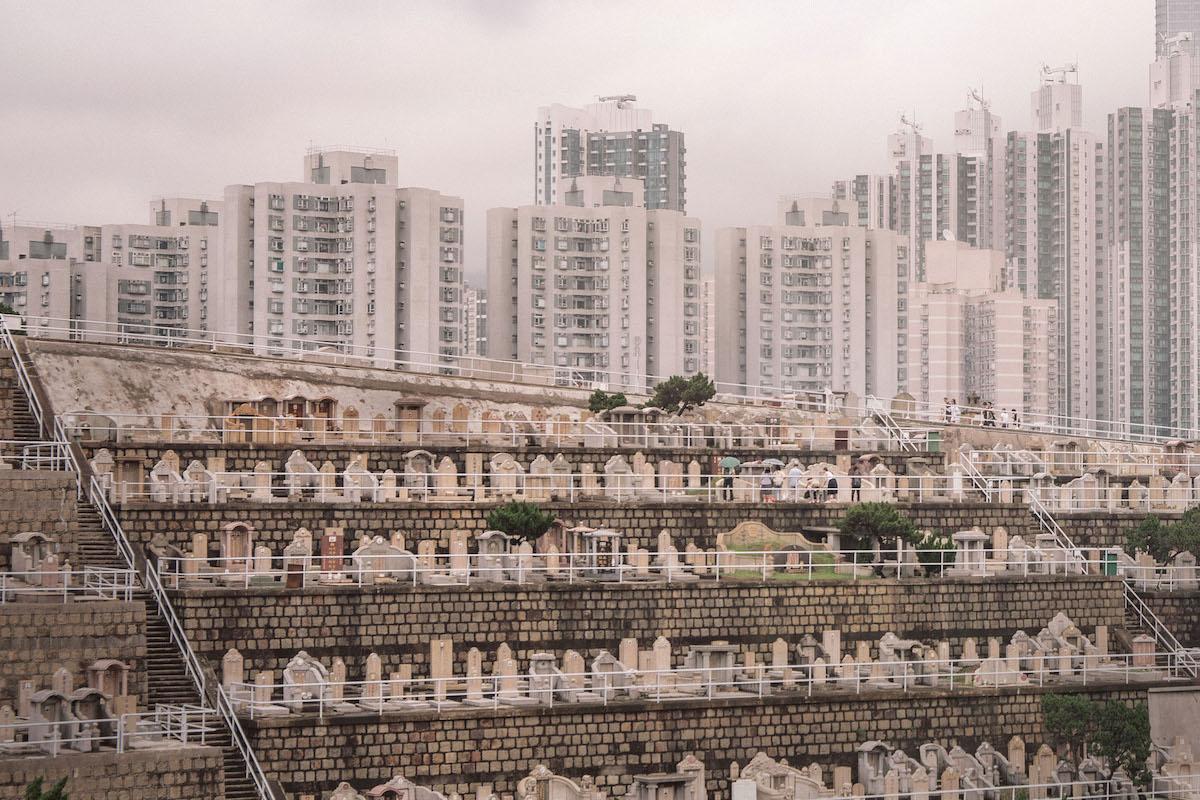 cemitérios verticais hong kong 5