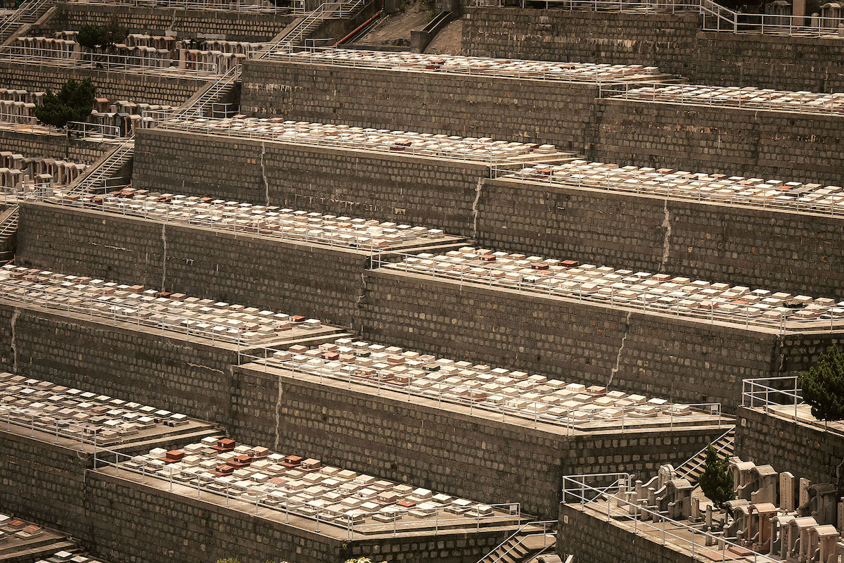 cemitérios verticais hong kong 6