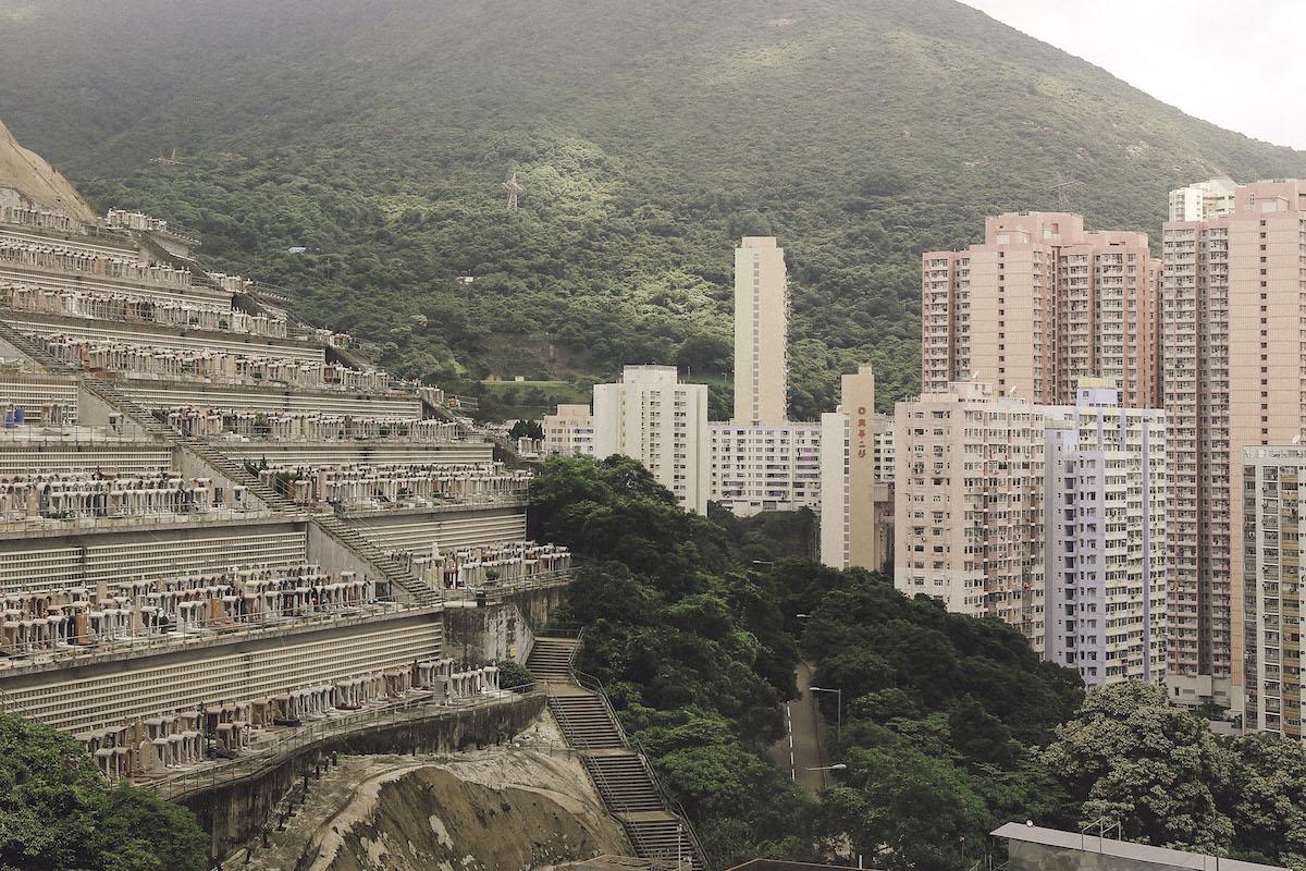 cemitérios verticais hong kong 7