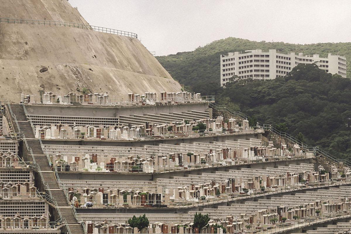 cemitérios verticais hong kong 8