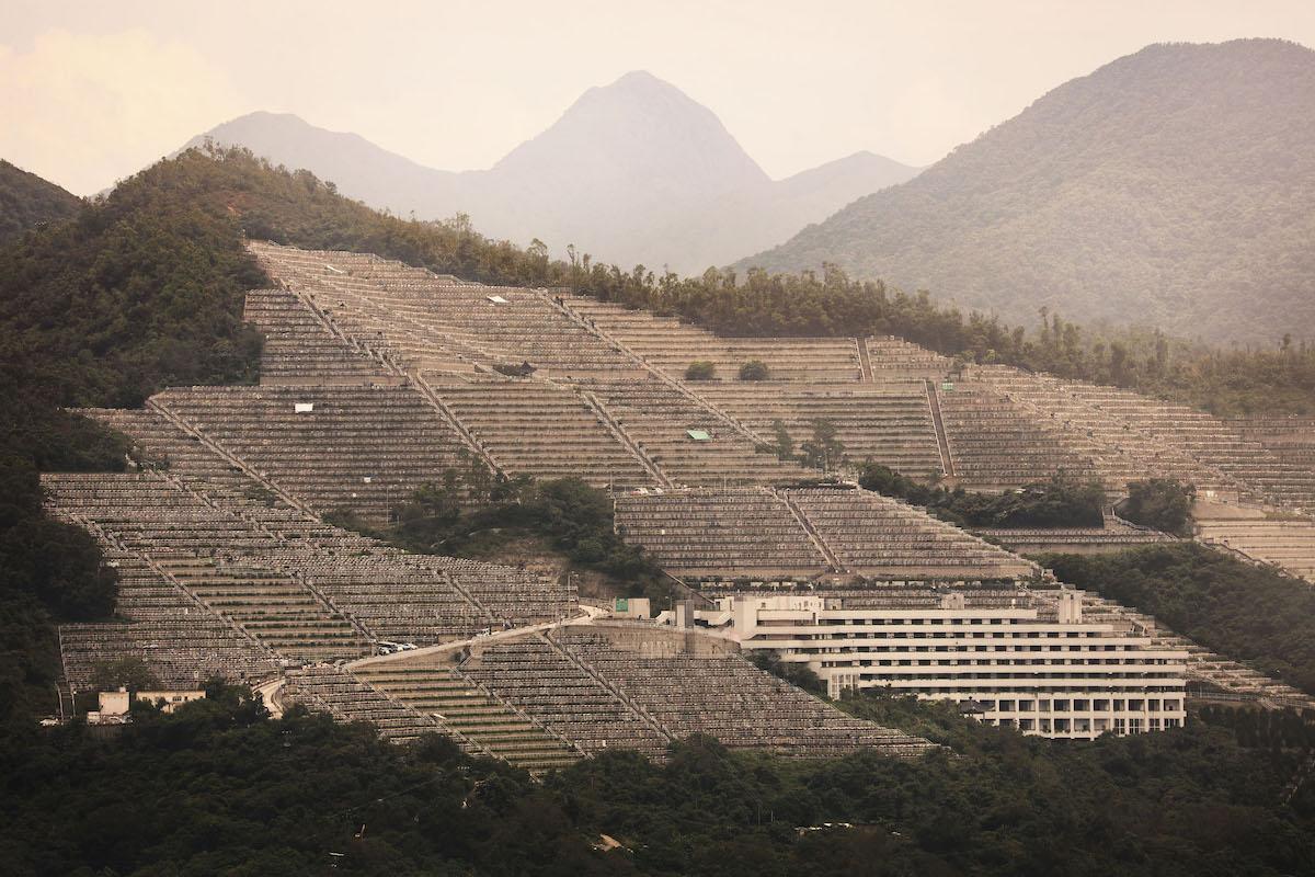 cemitérios verticais hong kong 9