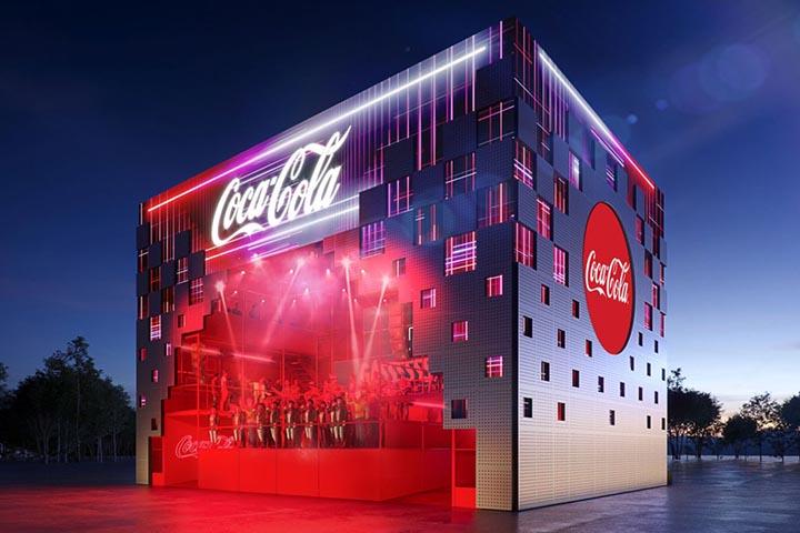 coca cola rock in rio 1