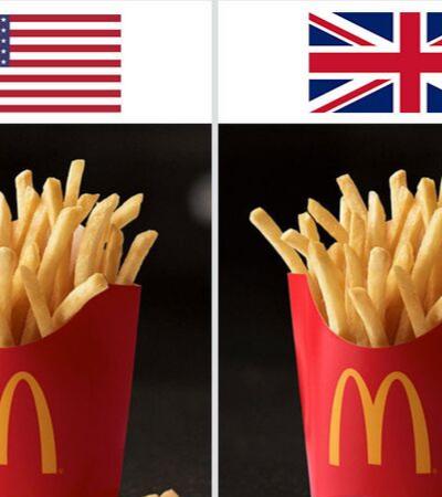 A assustadora diferença de ingredientes entre mesmos produtos nos EUA e Reino Unido