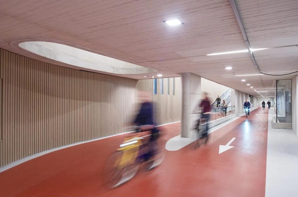 estacionamento-de-bike holanda 6