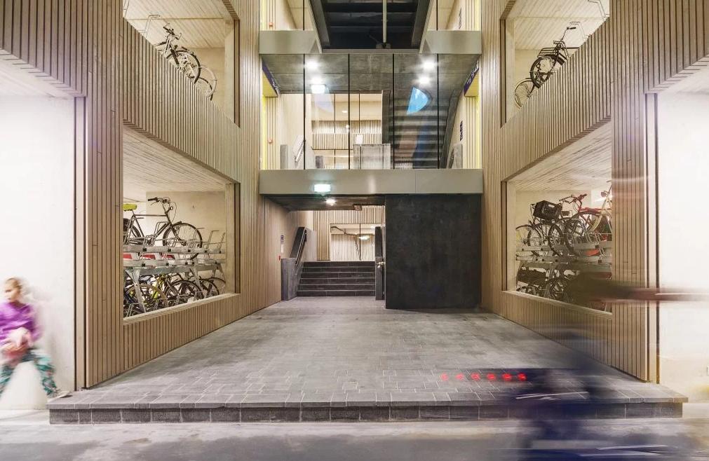 estacionamento-de-bike holanda 8
