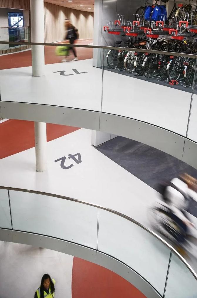 estacionamento-de-bike holanda 9