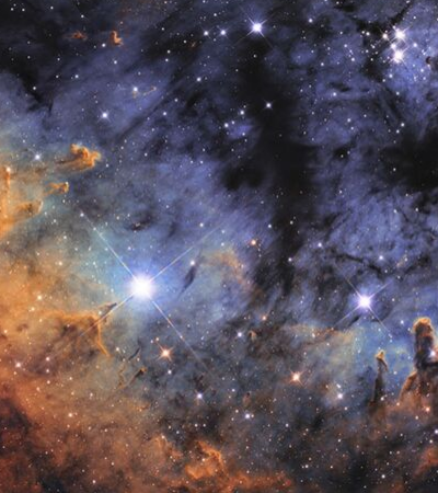 As imagens finalistas deste concurso de fotos de astronomia vão te levar pra outra dimensão
