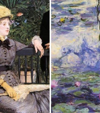 O guia politicamente incorreto de como reconhecer pintores famosos por sua arte