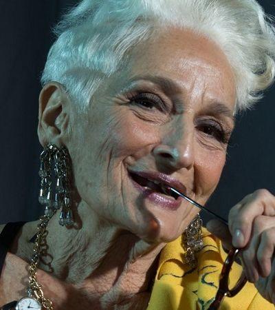 Com 83 anos, 'vovó do Tinder' já saiu com mais de 50 e prova que não existem limites pra paquera