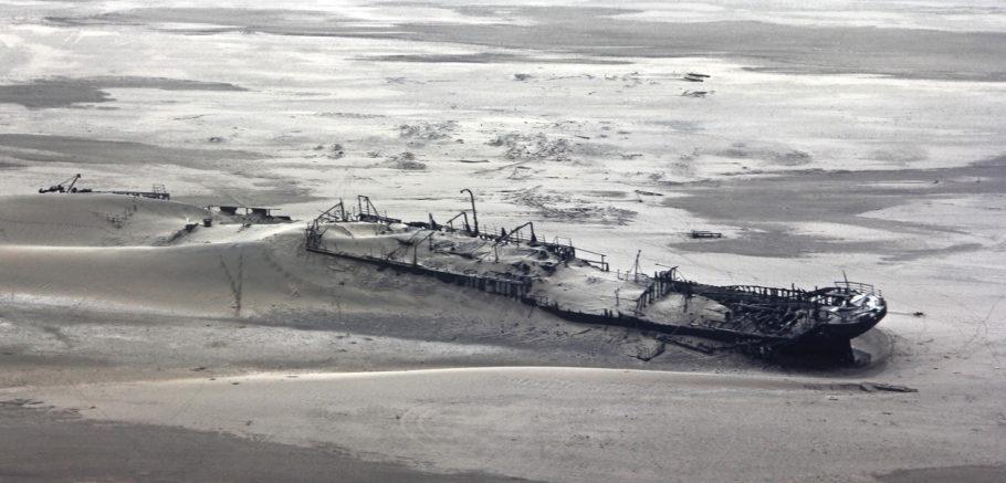 hotel naufrágio namíbia 2