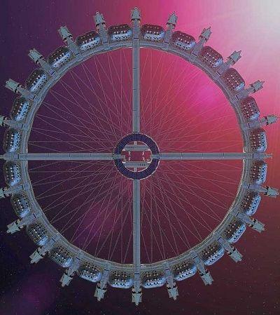 Primeiro hotel espacial do mundo com gravidade artificial deve inaugurar em 2025