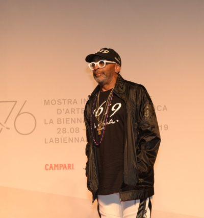 Spike Lee vai à Veneza 'vender' o cinema negro: 'Vou sempre apoiar e incentivar diretores negros'