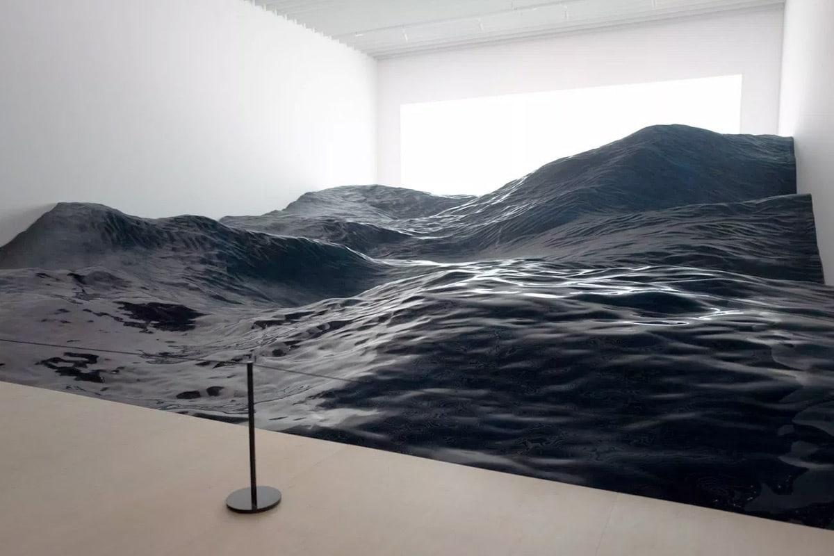 instalação ondas do mar 3