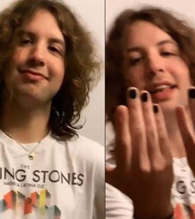 Filho de Mick Jagger e Luciana Gimenez dá aula de lucidez e sexualidade: 'não me afeta'