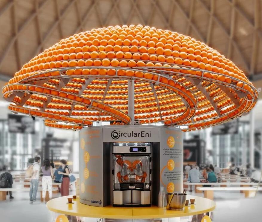 máquina suco de laranja 1
