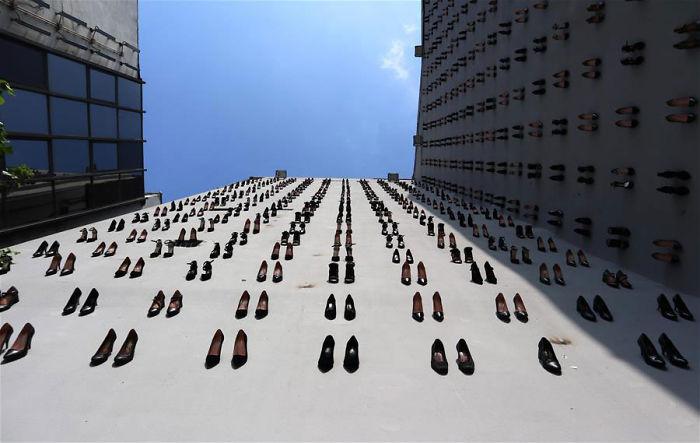memorial do feminicídio istambul 6