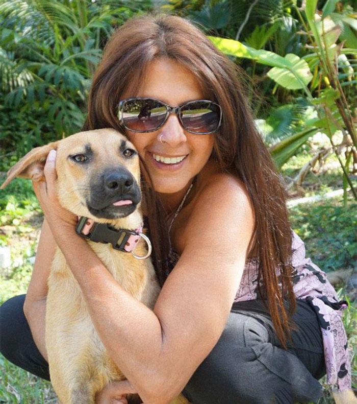 mulher abriga 97 cães dorian 9