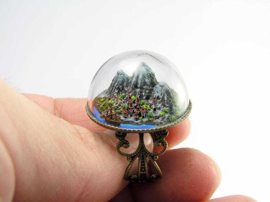 mundos miniatura joias antigas 1