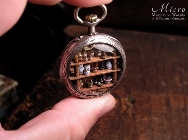 mundos miniatura joias antigas 10