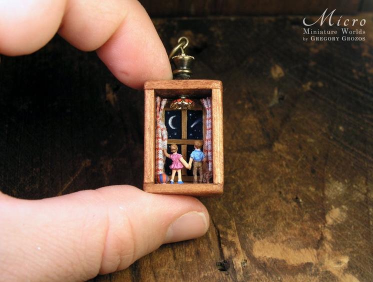 mundos miniatura joias antigas 12
