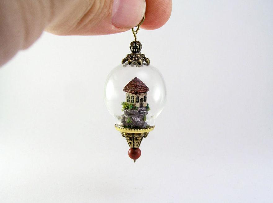 mundos miniatura joias antigas 3