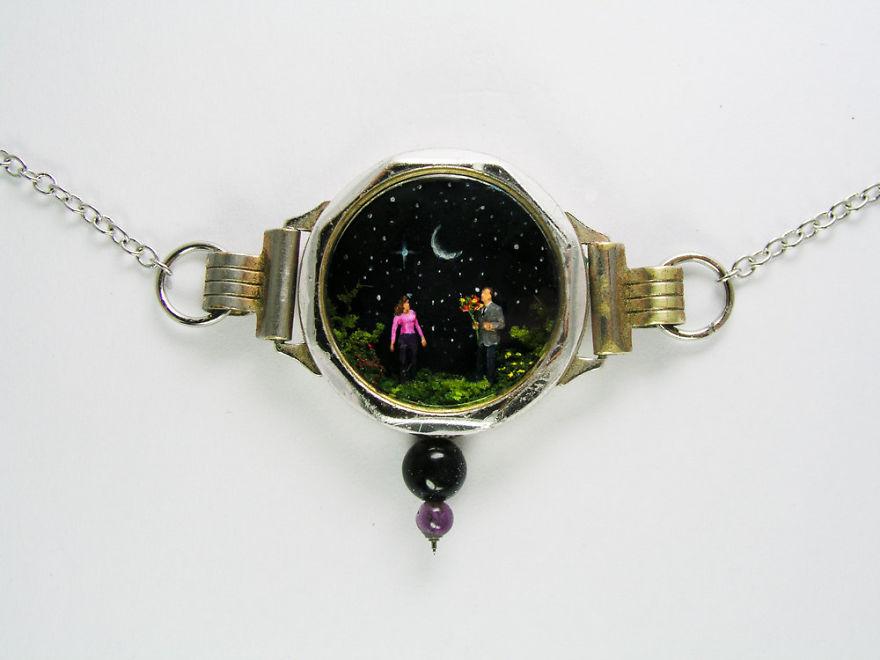 mundos miniatura joias antigas 4