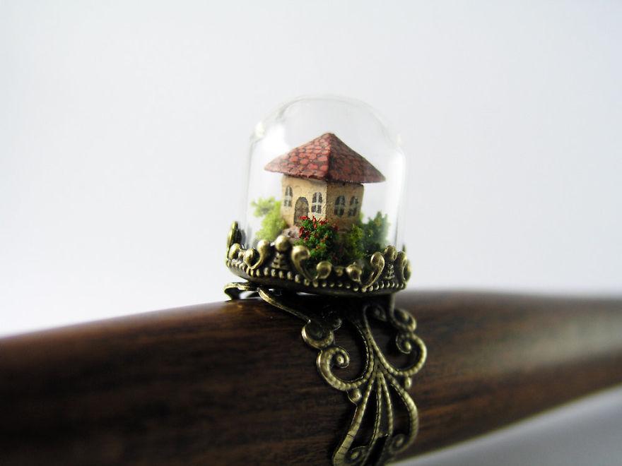 mundos miniatura joias antigas 5
