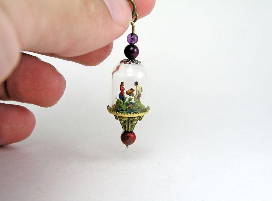 mundos miniatura joias antigas 6