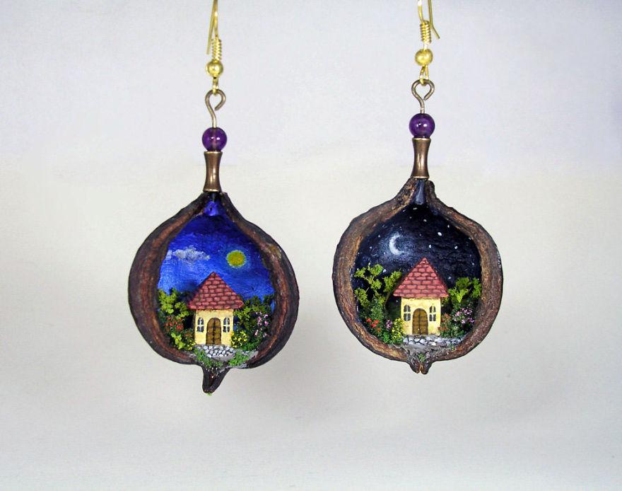 mundos miniatura joias antigas 8