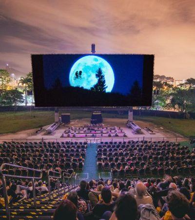 Open Air volta a SP com sucessos do cinema e terror na madrugada