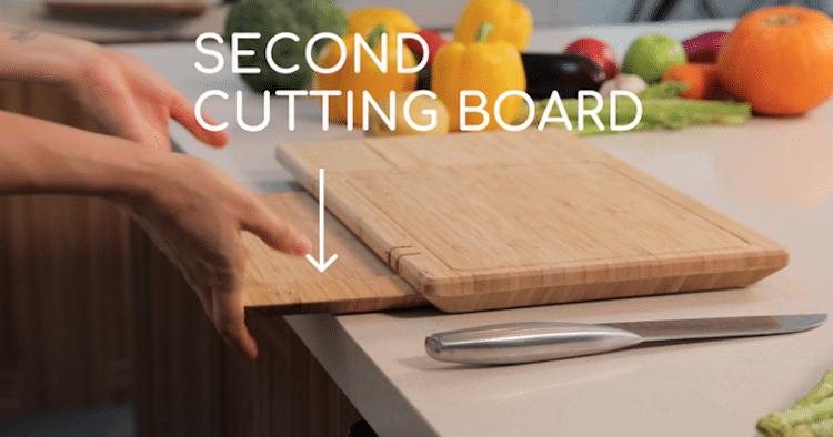 tábua de cozinha tecnológica 10