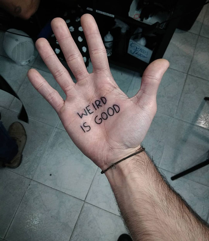 tattoo palma da mão 9