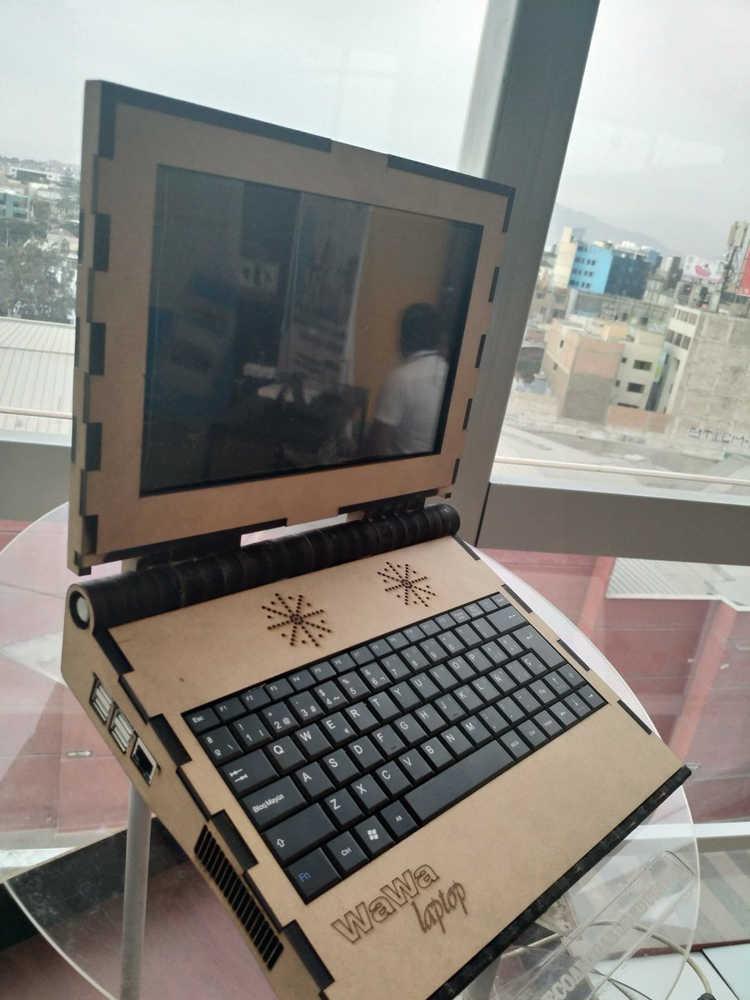 wawalaptop notebook de madeira 2