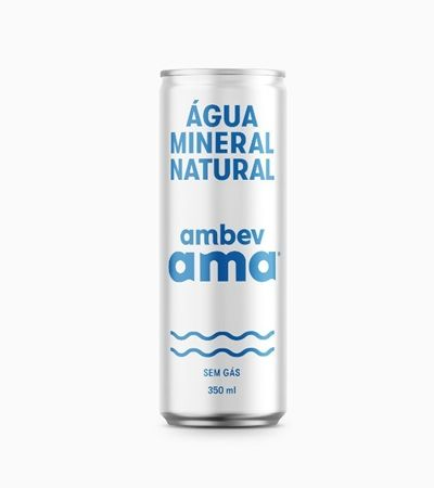 Ambev lança 1ª água de lata do Brasil mirando redução de resíduos plásticos